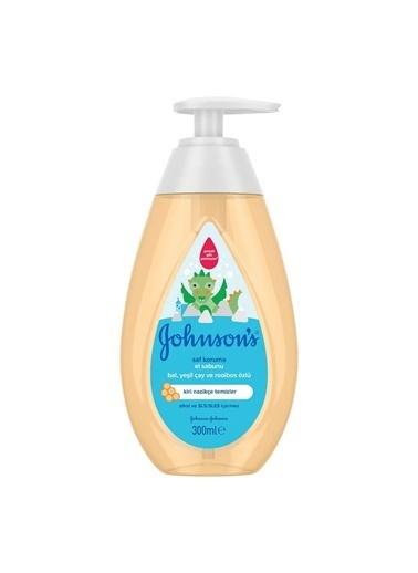 Johnsons Johnsons Baby Saf Koruma Sıvı Sabun 300 Ml Renksiz
